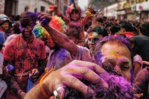 Celebrate the festival of colors in Alba Mons